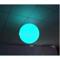 """Подвесной светящийся шар """"Evening Glow"""" 40см"""