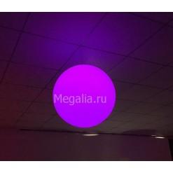 """Подвесной светящийся шар """"Evening Glow"""" 50см"""
