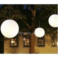 """Подвесная лампа """"Evening Glow"""" 50см"""