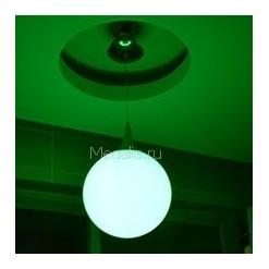 """Подвесная разноцветная лампа """"Evening Glow"""" 35см"""
