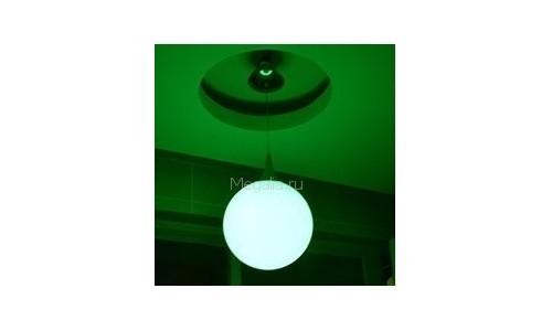 """Подвесная разноцветная лампа """"Evening Glow"""" 50см"""