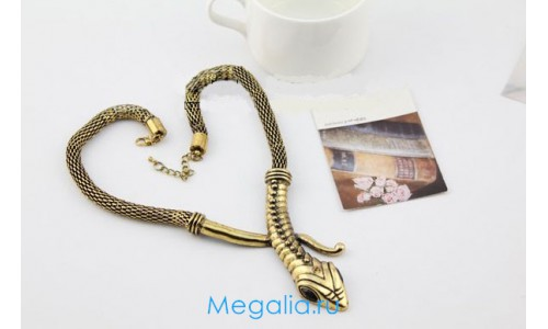 "Ожерелье ""Змейка """