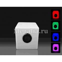 """Cветящийся динамик """"LED blue-tooth speaker""""15см"""