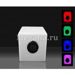 """Cветящийся динамик """"LED blue-tooth speaker-2"""" 20см"""