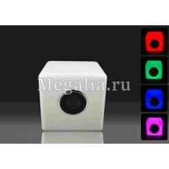 """Cветящийся динамик """"LED blue-tooth speaker-4"""" 20см"""
