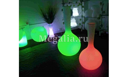 "Светящаяся ваза ""Light Flower ""100см"