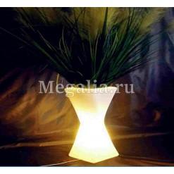 "Светящаяся ваза ""Light Flower -2""50см"
