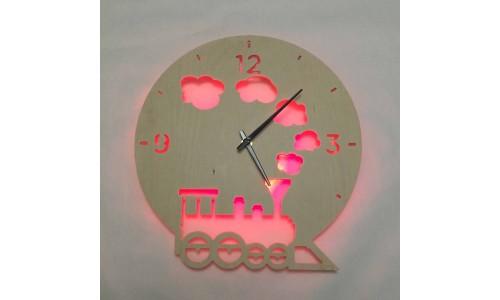 Часы «Паровоз №803»