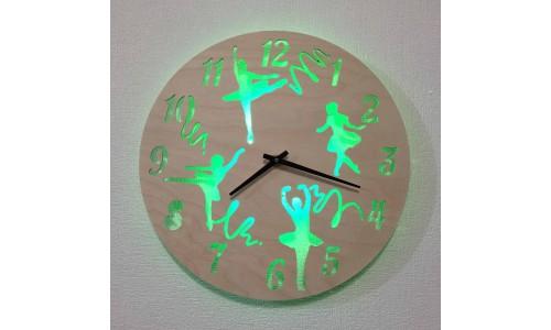 Часы «Балет №804»