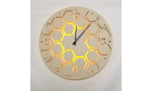 Часы «Соты №805»