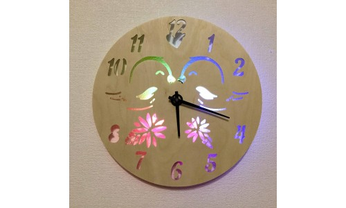 Часы «Птички №809»