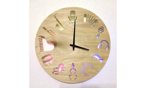 Часы «Музыка №813»