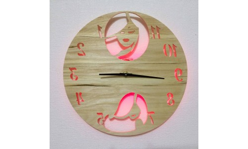 Часы «Маска №815»