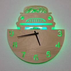 Часы с подсветкой «Машина №816»