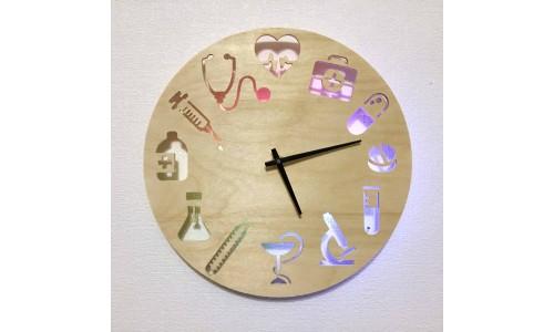 Часы «Медицина №818»