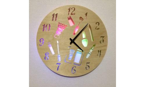 Часы «Красота №819»