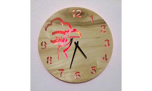 Часы «Повар №821»
