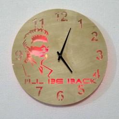 Часы с подсветкой «Терминатор №831»