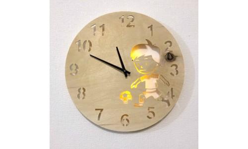 Часы «Ребенок №832»