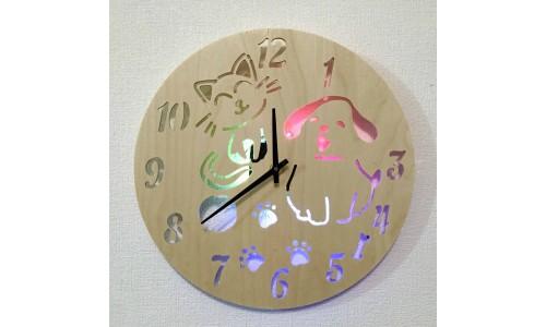 Часы «Животные №833»