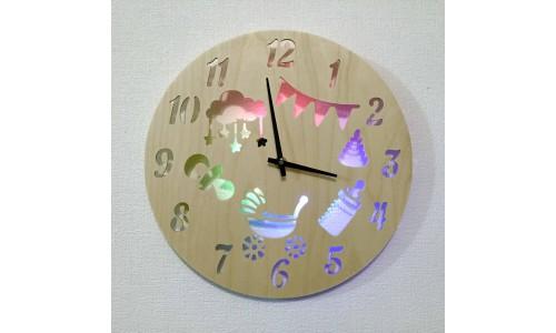Часы «Детство №835»