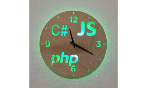 Часы «Программист №836»