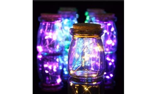 Подсветка для праздничного декора