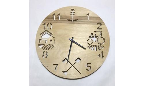 Часы «Сельское хозяйство №838»