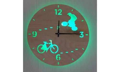 Часы «Мотоцикл №864»
