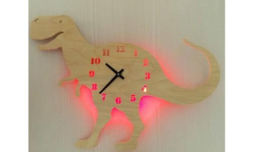 Часы «Динозавр №865»