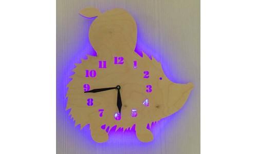 Часы «Ежик №868»