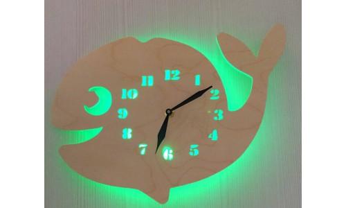 Часы «Кит №869»