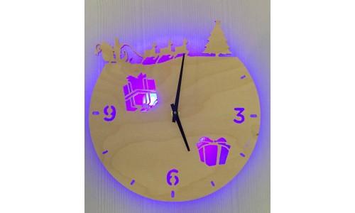 Часы «Новый год №871»