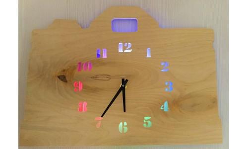 Часы «Фотоаппарат №873»
