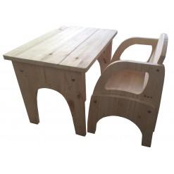 """Стол и стул """"ясельный"""""""