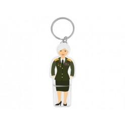 USB флешка «Женщина офицер» 4 Гб
