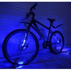 """Подсветка велосипеда """"4 LED"""""""