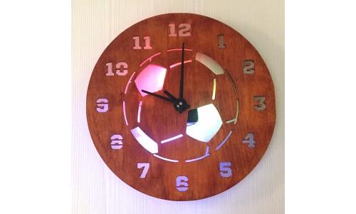 Часы «Футбольный Мяч №886»