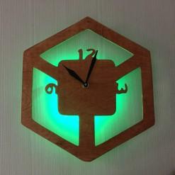 Часы «Фигура №887»