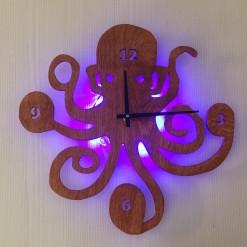 Часы «Осьминог №888»