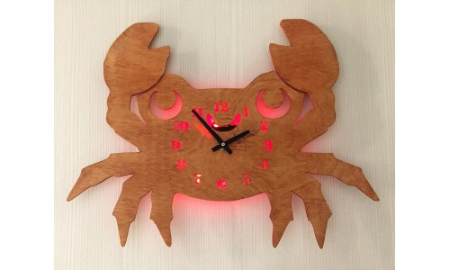 Часы «Краб №890»