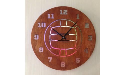 Часы «Волейбол №891»