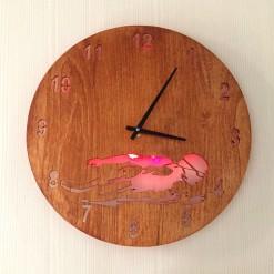 Часы «Плавец №894»