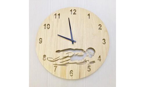 Часы «Пловец №894»