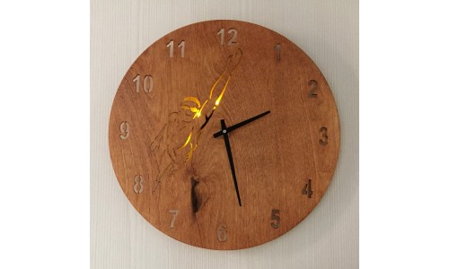 Часы «Пловец №898»