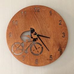 Часы «Велосипедист №899»