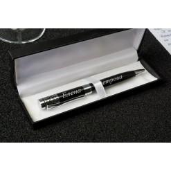 """Именная ручка с гравировкой """"Декор"""""""