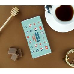 Шоколадка «Врачу от благодарного пациента»