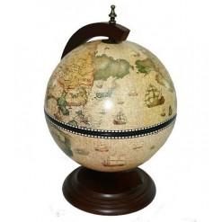 Глобус-бар *Сокровища древнего мира* (настольный)