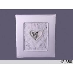 Свадебный фотоальбом *Ажурное сердце*